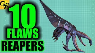 10 Flaws: REAPERS (Mass Effect)