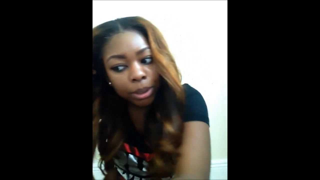 How To Roller Set Body Curl Your Hair Using A Flat Iron