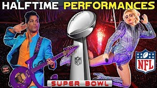 Download Lagu Top 7 Greatest Super Bowl Halftime Shows Gratis STAFABAND