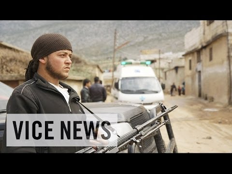 British Jihadist in Syria