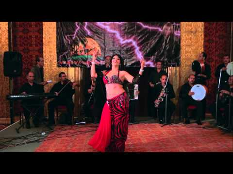 Egyptian Belly Dance Aleya Of Cairo At Ahlan Wa Sahlan 2012 enta Meen And Drum Solo video
