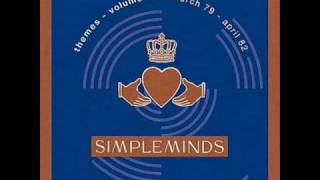 Simple Minds - Themes Vol 1 - theme 4 - 20th Century Promised Land