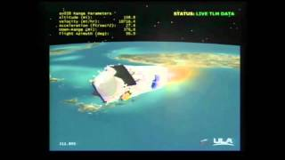 Mars Bound MAVEN Probe Launches
