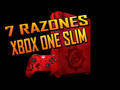 7 RAZONES PARA COMPRAR XBOX ONE SLIM ®