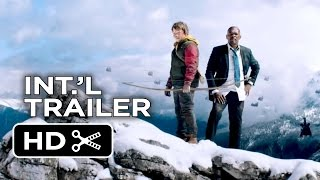Big Game Official International Trailer #2 (2015) - Samuel L. Jackson Adventure Movie HD