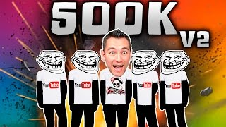 DIRECTO ESPECIAL 500K TROLL BY YOUTUBE!! GTA V #TROLL500K | XxStratusxX