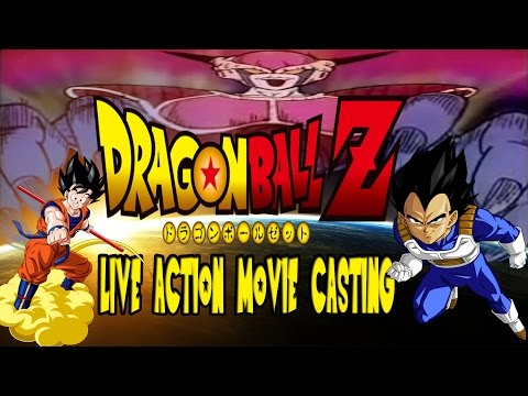 michael bay dragonball z live action movie 2019 cast