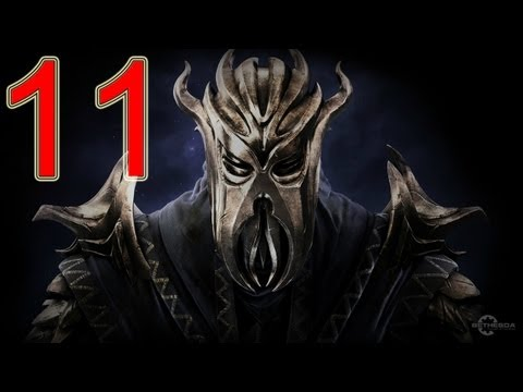 Skyrim Dragonborn Walkthrough - part 11 HD Skyrim Dragonborn gameplay walkthrough part 1 PC XBOX360
