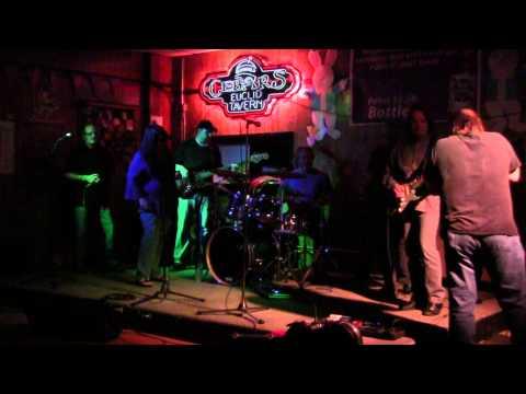 Alan Greene Blues Jam 5-8-11 Becky Boyd! How Much More (JB Lenoir)