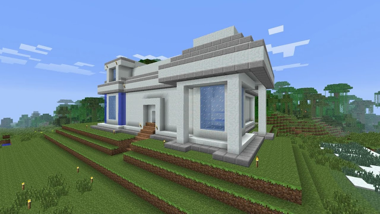 V De Vegetta La Mansion Blanca Construccion Youtube