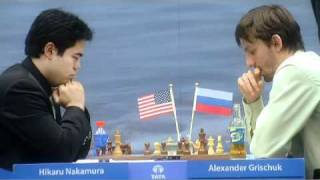 CLO: Tata Steel Chess 2011 - Nakamura Out In Front