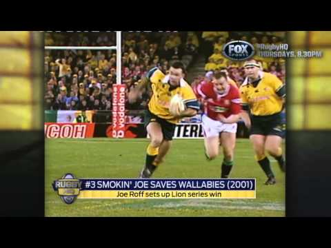 Rugby HQ's Top 5 intercepts | Super Rugby Video Highlights