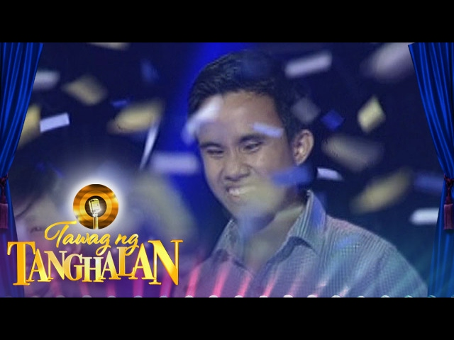 Tawag ng Tanghalan: Carlmalone Montecido wins against the daily winner!