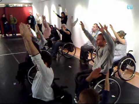 Kurs Tańca Dla Osób Niepełnosprawnych