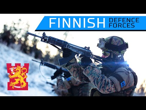 Finnish Defence Forces 2015