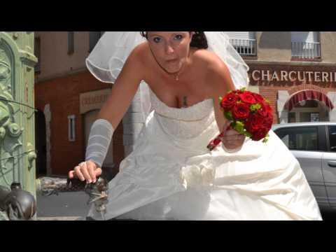 journée de notre mariage