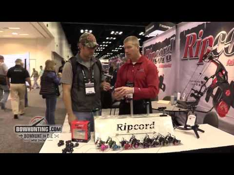 Ripcord Arrow Rest ACE and Code Red 2017 ATA Show