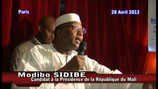 Modibo Sidibé s