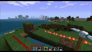 Wie Baut man eine Minecraft Kanone