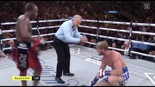 KSI vs Logan Paul 2 | DAZN Highlights