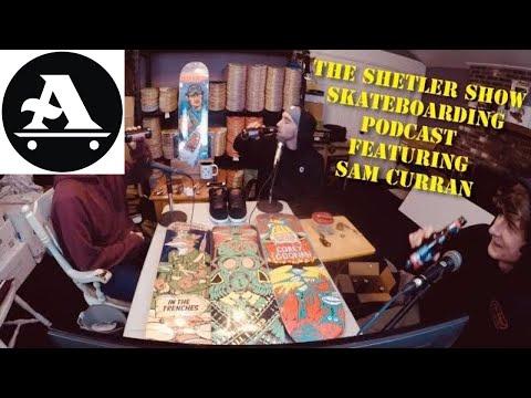 The Shetler Show featuring Sam Curran