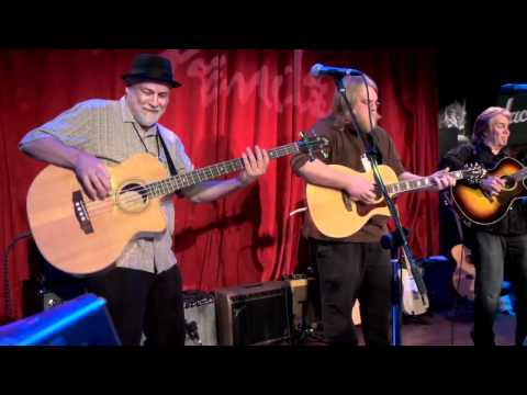 NAMM 2012• Doyle Dykes Open the Fender Ceremony Pt. 3 or 4 • Wildwood Guitars