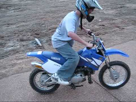 Yamaha Ttr  Exhaust