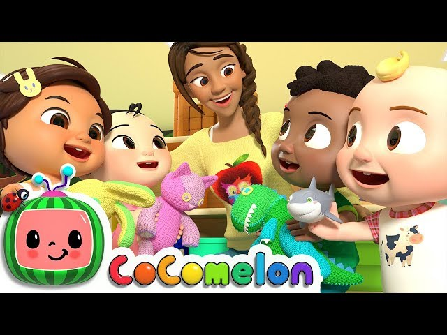 Hello Song  CoCoMelon Nursery Rhymes  Kids Songs