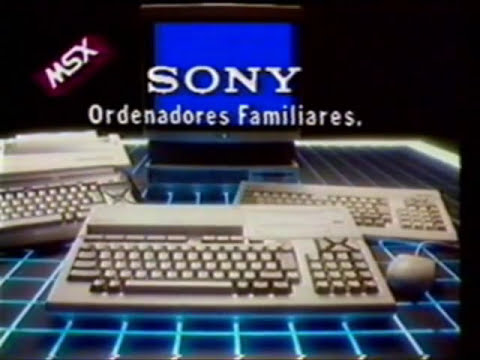 Anuncio Ordenadores Sony