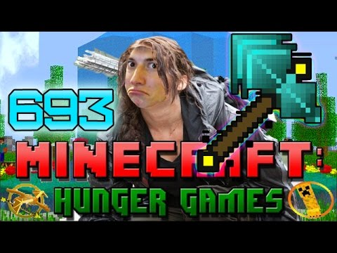 Minecraft: Hunger Games w/Bajan Canadian! Game 693 - Betty OP!