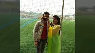 Manedevru kannada serial preethi (Ashika Gowda) latest photos.