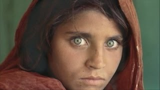 Sharbat Gula: The tumultuous life story of Afghanistan