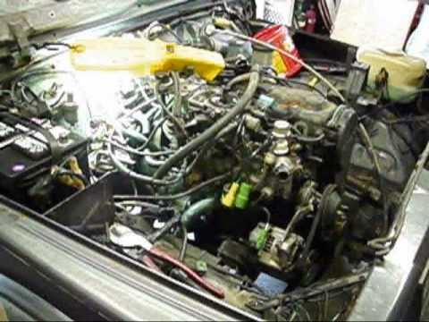 (03) Electric Suzuki Samurai EV conversion