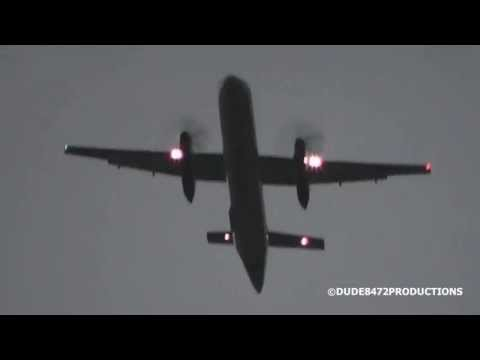 200TH VIDEO: Plane Spotting at Seattle-Tacoma International Airport-