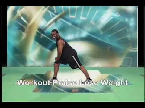 Workout Praise Lose Weight = Gospel Aerobics
