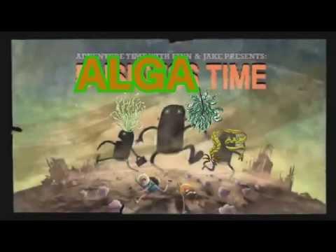 Youtube Poop Br | Hora De Abacaxi - Hora De Alga video