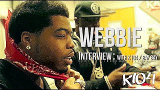 Webbie Video - Webbie Interview On K104 W/ Bay Bay & Talks About Savage Life 4 And More