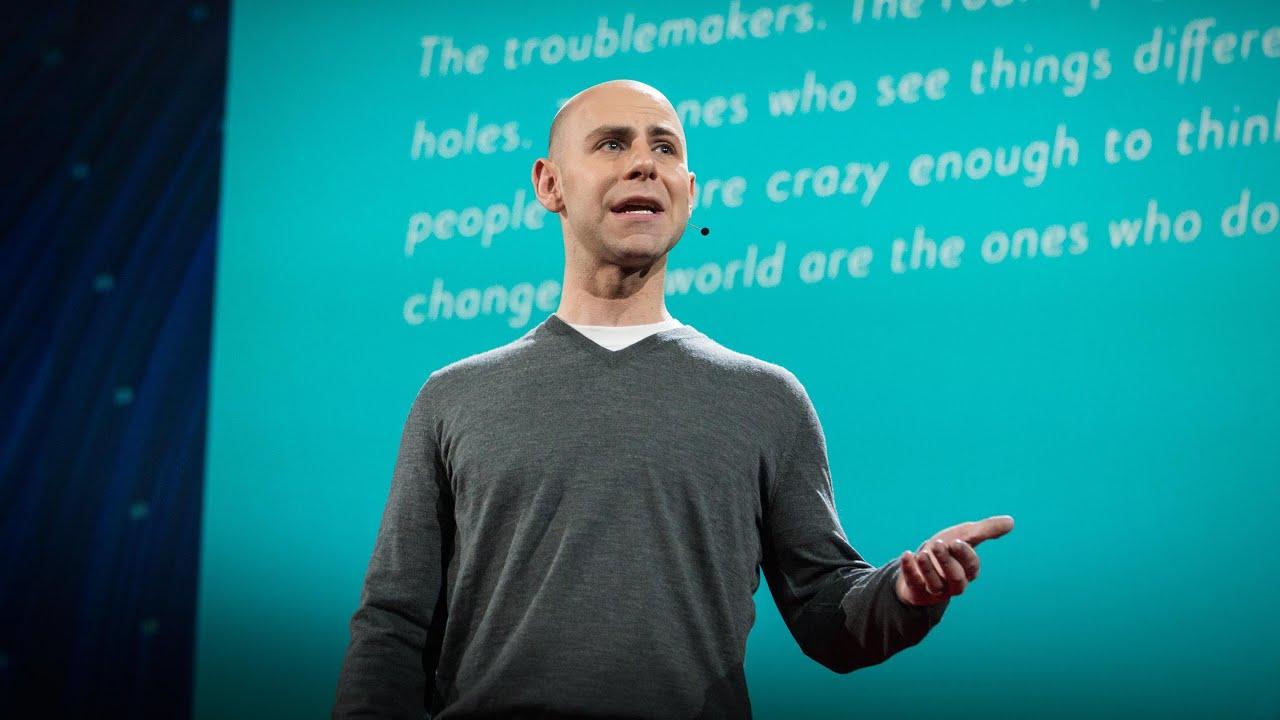 The Surprising Habits Of Original Thinkers
