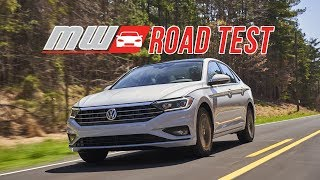 2019 Volkswagen Jetta | Road Test