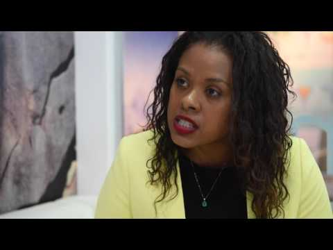Sherin Francis, chief executive, Seychelles Tourism Board