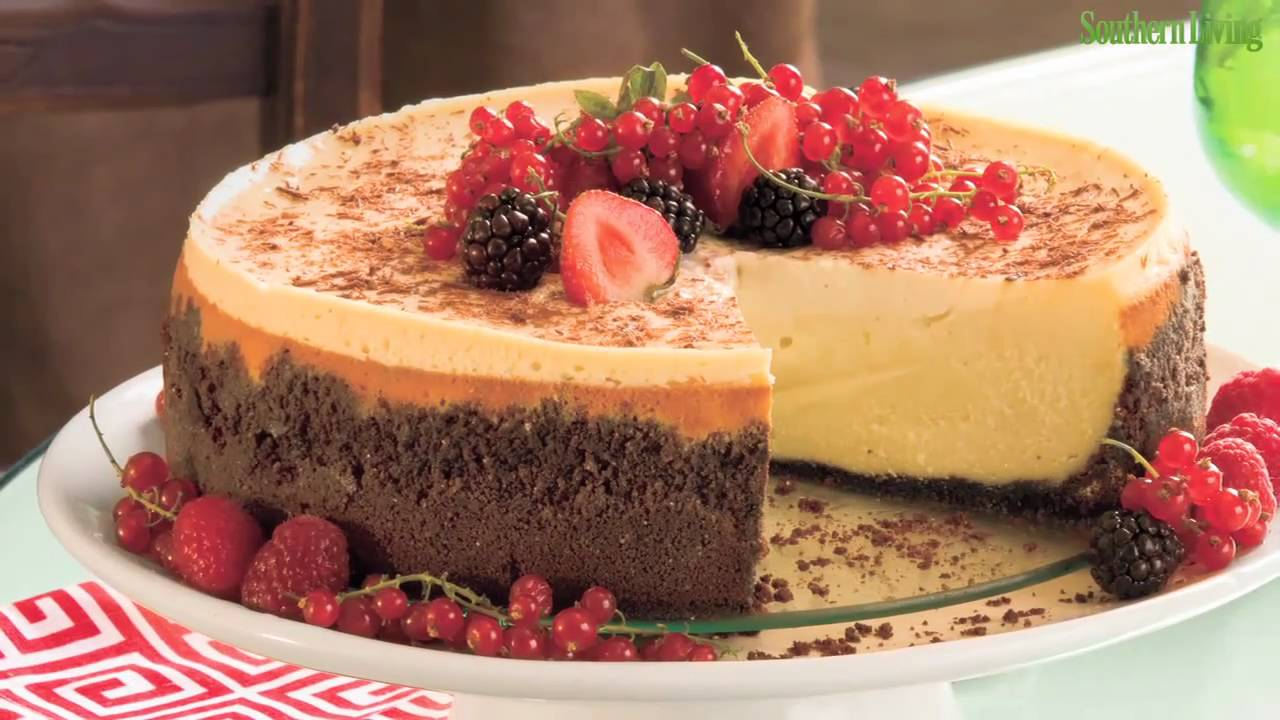 Top 5 thanksgiving desserts southern living youtube for Southern living login