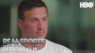 Real Sports with Bryant Gumbel: Head Over Water ft. Ryan Lochte (Clip) | HBO