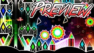 Subterranean Animism/EVW Megacollab 89% PREVIEW ~ Geometry Dash