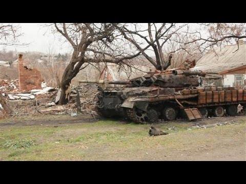 Ukraine's Devastated Border Villages