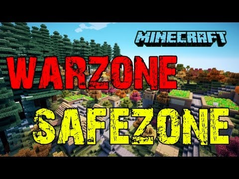 How to create a Safezone & Warzone with the Faction Plugin (Craftbukkit 1.5.
