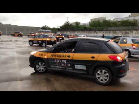 [SIMULADO] Baliza estacionamento Carrefour Belford Roxo 26/11/2013