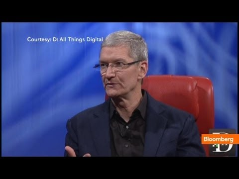 Tim Cook: Apple Makes the Best, Not the Most