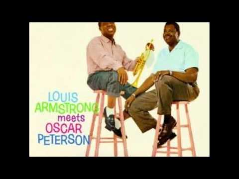Louis Armstrong Meets Oscar Peterson (1957) (Full Album)