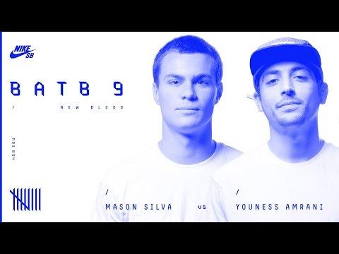 BATB9 | Mason Silva Vs Youness Amrani - Round 3