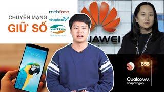 S News t1/T12: Công chúa 'Huawei bị bắt', Snapdragon 855 siêu mạnh, Bphone 3 mở bán ở đại lý C